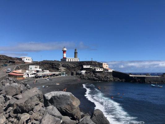 The very South of La Palma