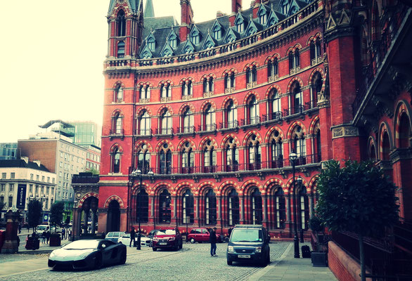St. Pancraz Renaissance Hotel London