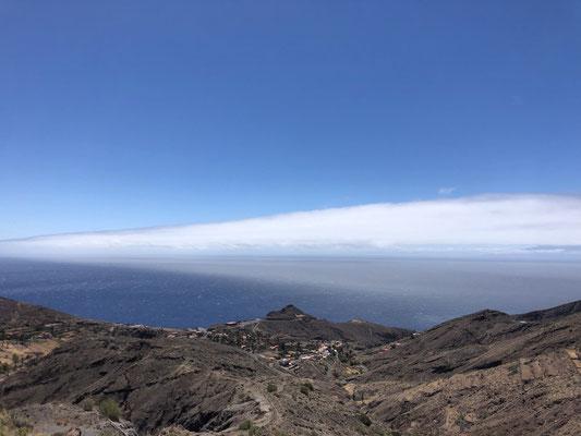 Surreal views & clouds from Alojera_La Gomera _ 06/2021