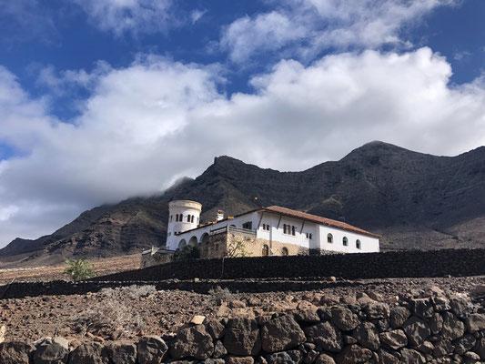 """old """"Hitler-Villa"""" on Fuerteventura"""