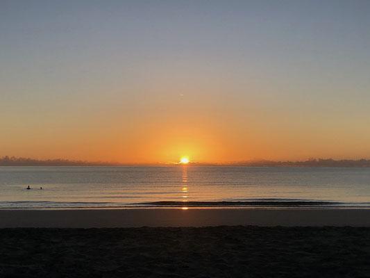 Search of sunrise on Fuerteventura