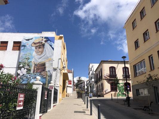 El Paso on La Palma