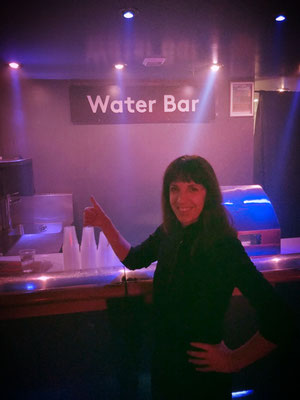 Irene and the Water Bar at Fabric in London