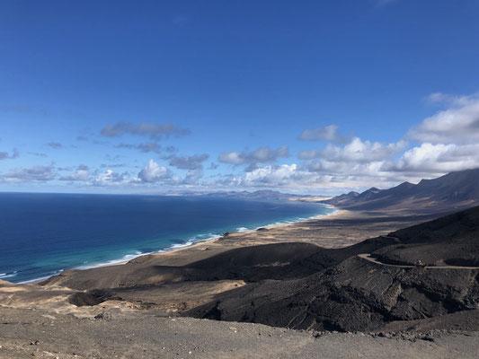Magical views on Fuerteventura