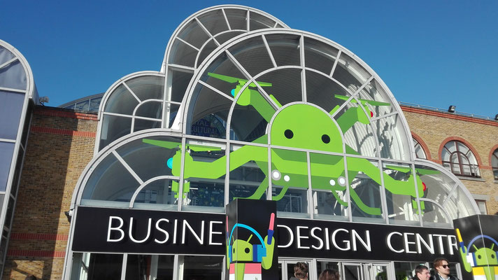 Droidcon @ Business Design Centre London
