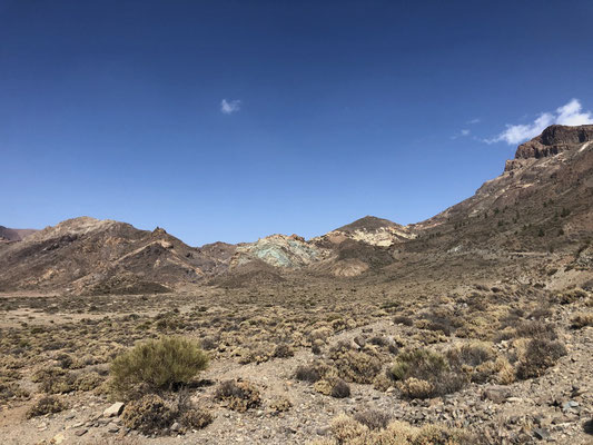 Big Teide National park on Tenerife