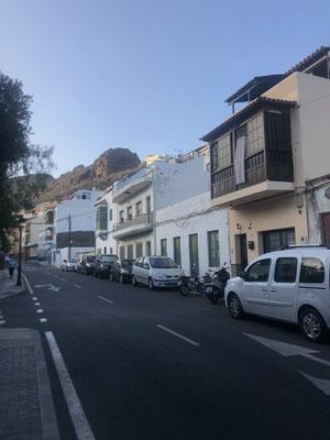 Streets of Playa Santiago - La Gomera