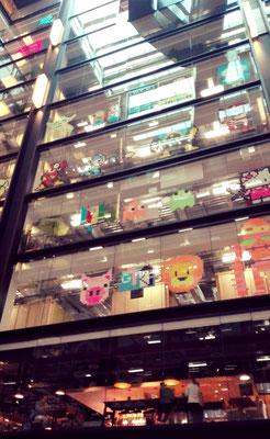 Inside Google London