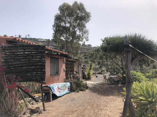my little house in the South of La Gomera - Alajerò
