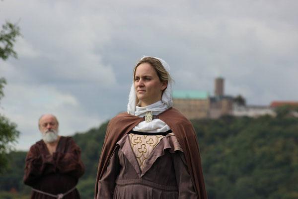 """""""Elisabeth von der Wartburg"""", Eisenach 2016"""