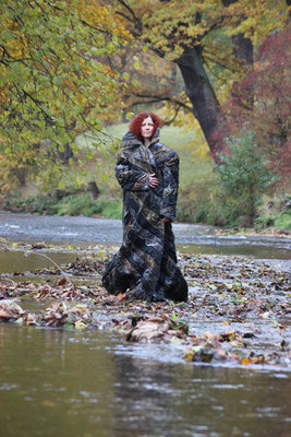 Kostümprobe in Weimar/Tiefurt 2016