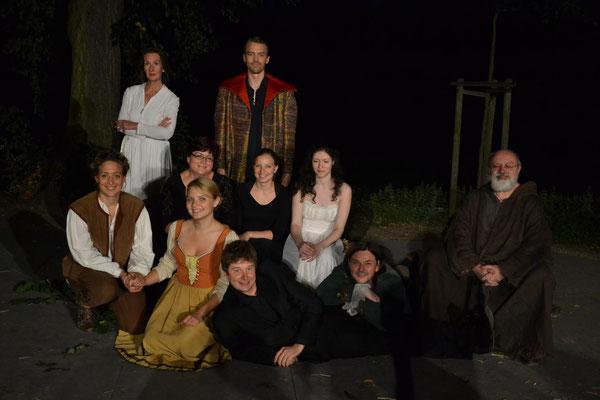"""""""Bastian & Bastiene"""" Oper in Weimar/Tiefurt 2012"""
