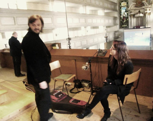 "Filmmusik zu ""Prinz Achmed"", 2011"