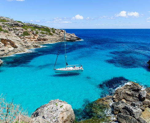 Yachtcharter mit Skipper Balearen