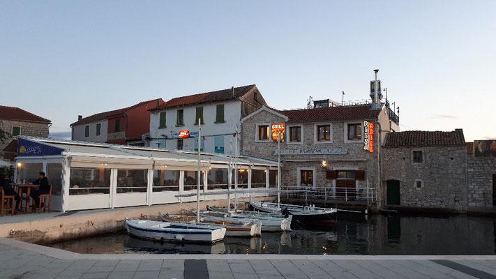 Restaurant Mareta am Marktplatz Murter