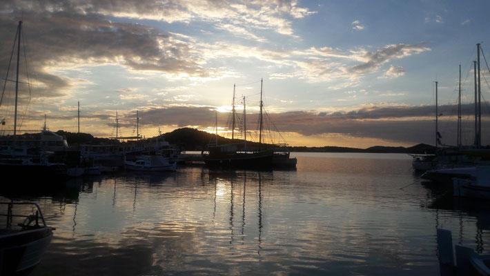 Hafen Murter