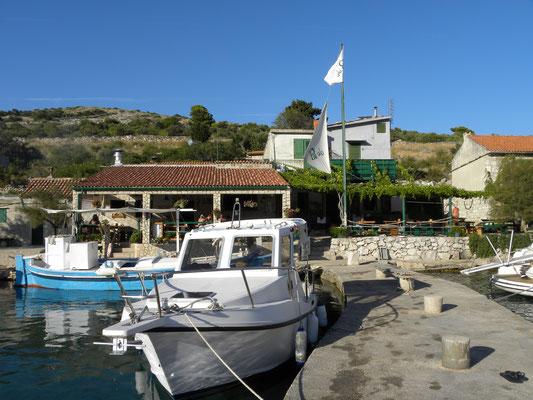 Insel Smokvica, Restaurant Piccolo