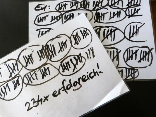 Kunststoffe: Unser Ei hat 234 Stürze überlebt!