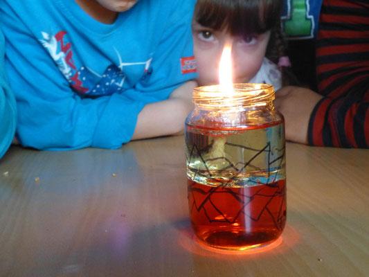 Öllampe: Speiseöl war schon vor Jahrtausenden eine tolle Energiequelle
