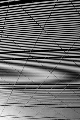 Decke Flughafen Peking