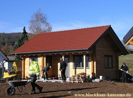 Gästehaus mit Sauna