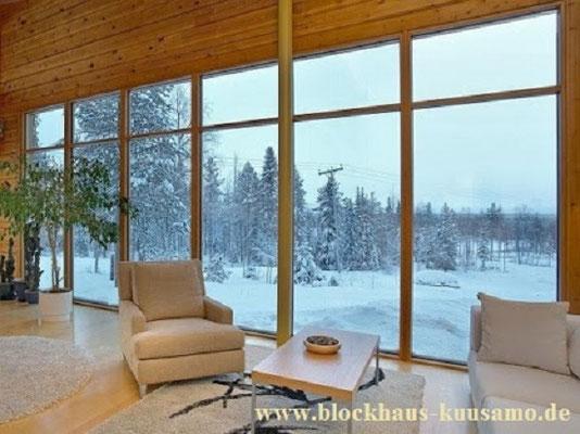 Wohnblockhäuser, Blockhaus, Holzhaus, Holzhäuser, Blockhäuser, Hausbau, Planung, Einfamilienhaus, Fenster, Türen