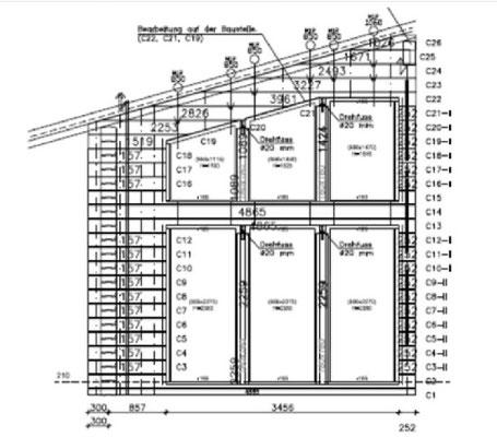 Werksplanung Blockhaus