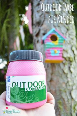 Outdoorfarbe für Kinder