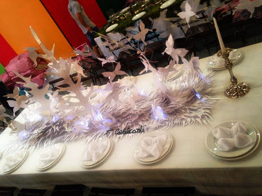 Convivio 2016 - table set by Flavia Cavalcanti