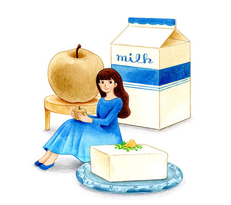「安全衛生のひろば10月号」油と薬膳食材で体質改善 薬膳編