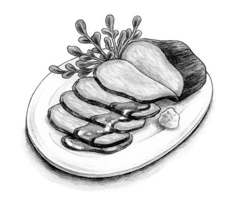 ローストビーフ:「女性セブン 4/25号」健康も料理も「低温」が新常識