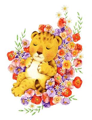 「Lion baby」