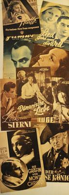 Filmzeitschriften 1930