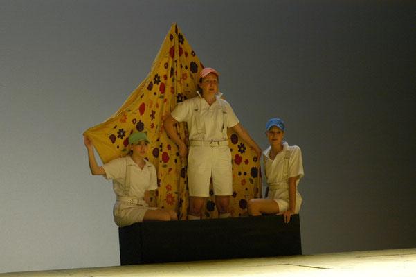 2006 Zauberflöte -2. Knabe