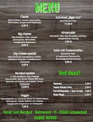 "Restaurant ""Zum Nordpol"""