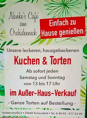 Nanke´s Café am Orchideeneck