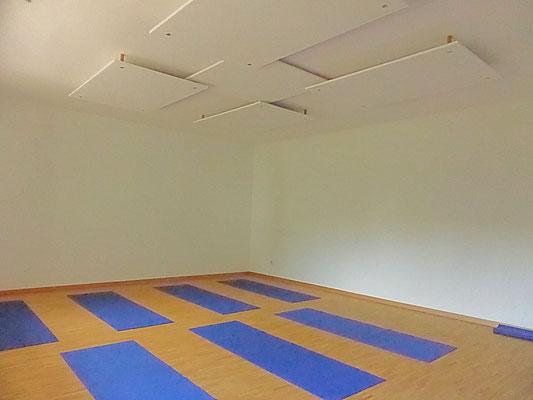 Yoga-Übungsraum