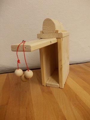 werkst cke von kindern werkraum werken mit holz. Black Bedroom Furniture Sets. Home Design Ideas