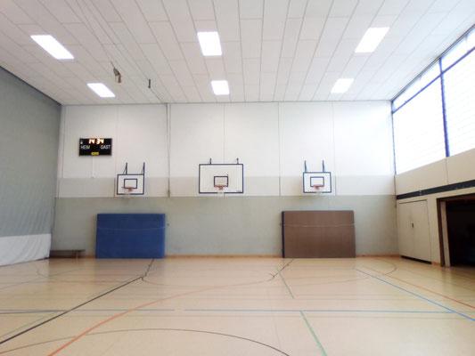 Platz, Licht und Luft für einen Workshop