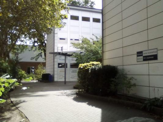 Eingang Europaschule