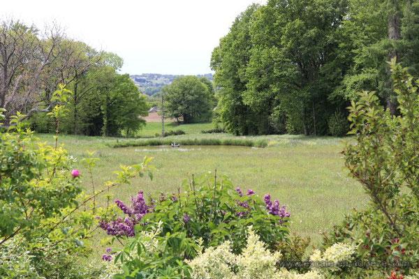 Le jardin Escale en Corrèze .
