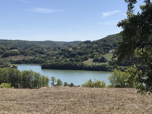 Le Lac du Causse .