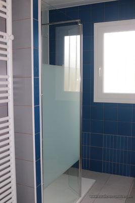la salle de bain escale en Correze