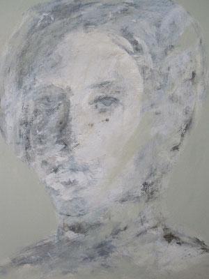 70x50, 2015 Acryl, Tusche, Graphit auf Leinwand