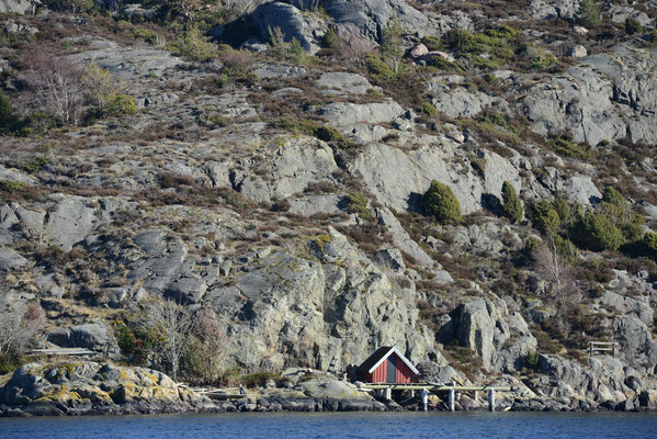 Brygga vid Stocksund april 2015. Foto: Anders Roxfelt