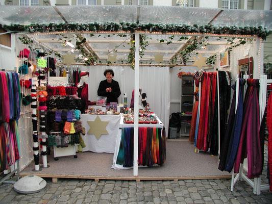 Weihnachtsmarkt Berner Münster 2006 - Vreni Lorenzini