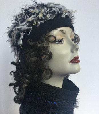 Wi 111 Stirnband mit Perücke