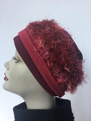 Wi 115 Stirnband mit doppelter Baumwolle (Krempe) - Vreni Lorenzini