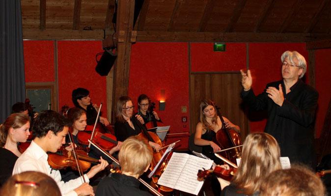 Dezember 2012 - PJKO und Orchester des Bartok-Gymnasiums Budapest