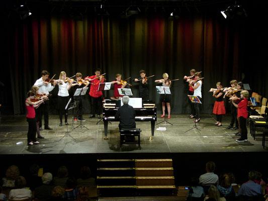 """Sommer 2012 - Konzert """"Frisch gestrichen"""""""
